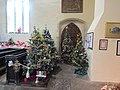 -2018-12-15 2018 Christmas tree festival Church of St John the Baptist, Trimingham (3).JPG