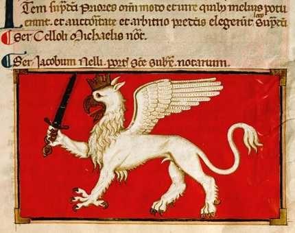 01 Perugia Grifo Codice Medioevo