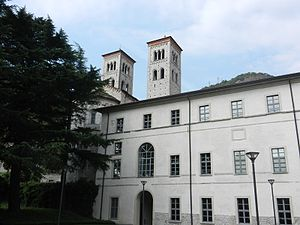 University of Insubria - Image: 034Como S Abbondio