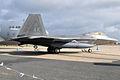 06-4108-AK Lockheed Martin F-22A-30-LM Raptor USAF (6486055115).jpg