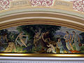 081 Biblioteca, antic Saló de Te, pintures de Joan Colom i Agustí.jpg