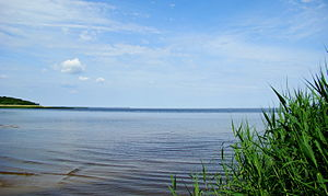 Szczecin Lagoon - The lagoon