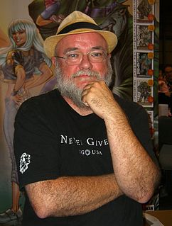 Richard Starkings British font designer