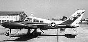 103d Tactical Air Support Squadron U-3A Blue Canoe 60-6052