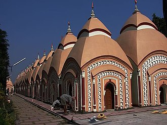 Bardhaman - 108 Shiva Temple