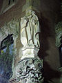 111 Sant Josep Patriarca, de Josep Llimona, c. Montsió.jpg