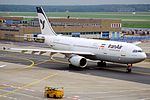 112aa - Iran Air Airbus A300-605R, EP-IBB@FRA,04.10.2000 - Flickr - Aero Icarus.jpg