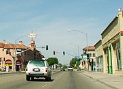 11th Street and Central Avenue, Tracy