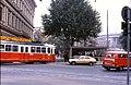 124L36221084 Bellariastrasse - Ring, Haltestelle Bellaria, Strassenbahn Linie 46, Typ C1 125.jpg