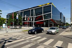 Slovnaft - Slovnaft Arena Bratislava