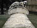 149 Tomba de Josep Domingo i Foix, escultura d'Antoni Pujol.jpg