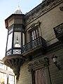 159 Casa Torrebadella, c. Anselm Clavé 29 (Granollers), façana c. Marià Maspons.jpg