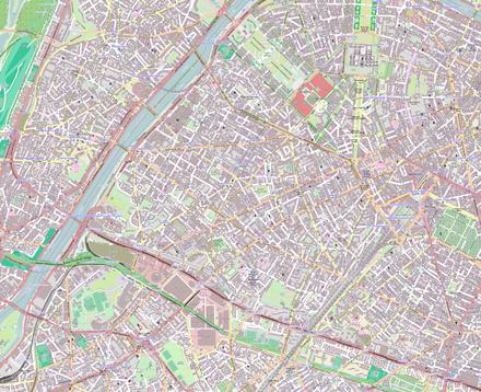 Liste Des Voies Du 15e Arrondissement De Paris Wikipédia