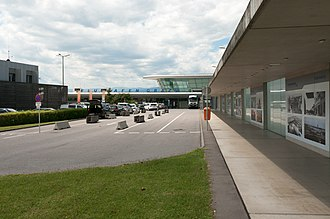 Graz Airport - Image: 16 07 05 Flughafen Graz RR2 0341
