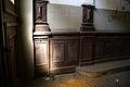1867 Zachowana drewniana boazeria w kamienicy przy ul. Traugutta fot B. Maliszewska.jpg