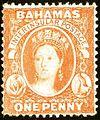 1877 1p Bahamas CC perf14 Yv9 SG33.jpg