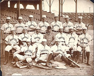 1890 Boston Beaneaters season - Boston Beaneaters, 1890