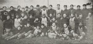 1901 Carlisle Indians football team - Image: 1901Carlislefootball