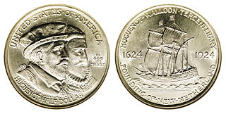 US commemorative coin issued in 1924