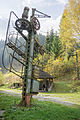 1928 Ski Lift in Podbiel.jpg