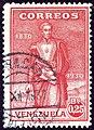 1930 25C Venezuela 1830 Caracas Yv160 Mi138.jpg