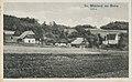 1931 postcard of Boč church.jpg
