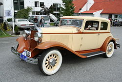 1932 Dodge DK Eight, Owner Otto Helland IMG 9377.JPG
