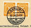 1948 DeutschePost 25Pfg Schöneberg Mi927.jpg