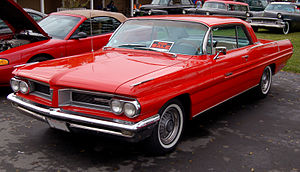 Pontiac Grand Prix - 1962 Pontiac Grand Prix