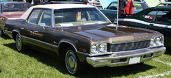 Plymouth Fury (1974)