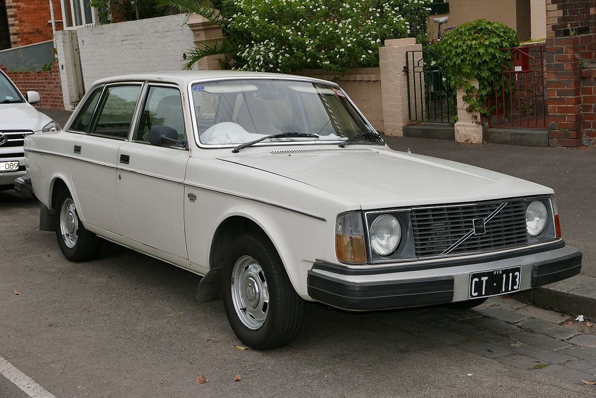 Volvo 200 Series  Wikipedia