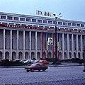 1979, Румыния. Palatul Victoriei, Arhitect Duiliu Marcu 1937,București - panoramio.jpg