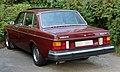 1980 Volvo 244 GL rear.jpg