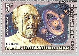 Satellite - Konstantin Tsiolkovsky