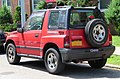 1994 Geo Tracker Convertible 2 Door 1.6L rear 6.15.19.jpg