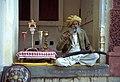 1996 -218-36A Jodhpur Majestic Fort hookah (2234182744).jpg