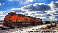 1 2 BNSF 7112 Leads NB Baretables Olathe, KS 12-24-17 (25410184008).jpg