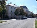 1 Rákóczi Road, main building, facade, 2020 Sárospatak.jpg
