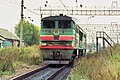 2ТЭ116-447, Russia, Moscow region, Volokolamsk station (Trainpix 208521).jpg