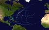2001 Atlantic hurricane season summary map.png