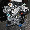 2004 Toyota 4GR-FSE Type engine front.jpg