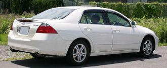 Honda Inspire - 2005–2007 Honda Inspire