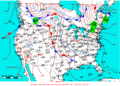 2007-03-18 Surface Weather Map NOAA.png