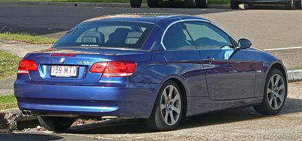 BMW Series E Wikiwand - 2009 bmw 325xi