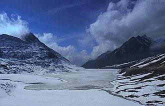Sela Pass - Image: 2007 sela pass 2