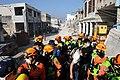 2010년 중앙119구조단 아이티 지진 국제출동100118 중앙은행 수색재개 및 기숙사 수색활동 (141).jpg