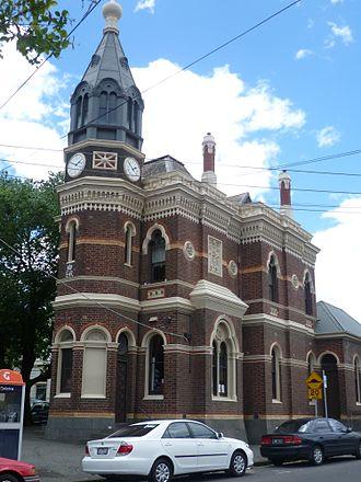 Flemington, Victoria - Flemington Post Office