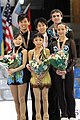 2010 Junior Worlds Pairs - Podium - 8289a.jpg