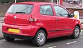 2010 Volkswagen Fox 1.4 Rear.jpg