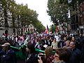 2010 Western Sahara protests in Madrid 03.JPG